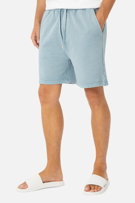 The Del Sur Od Track Short - Pilot Blue