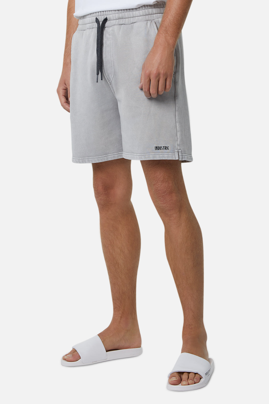 The Del Sur Od Track Short - OD Light Grey