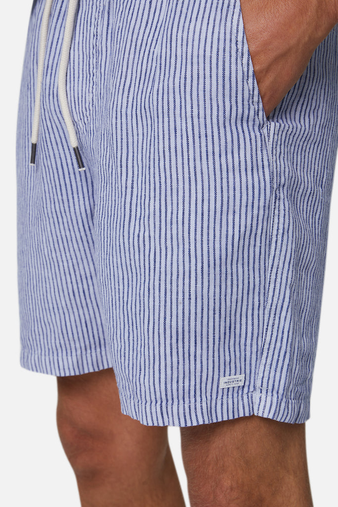 The San Remo Short - Light Blue