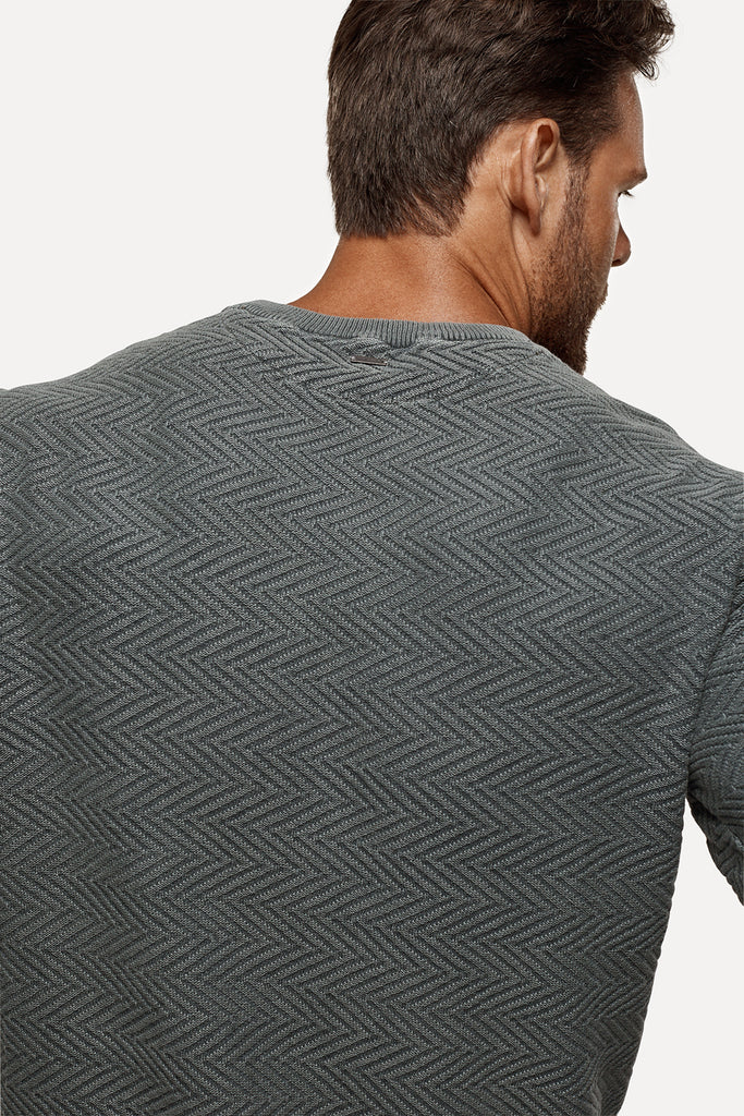 The Nelson Knit - Wshedmarin