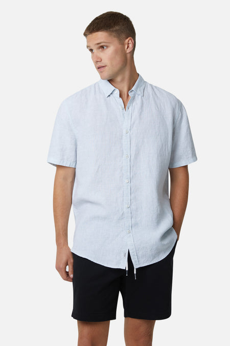 The Newry S/S Shirt - Green