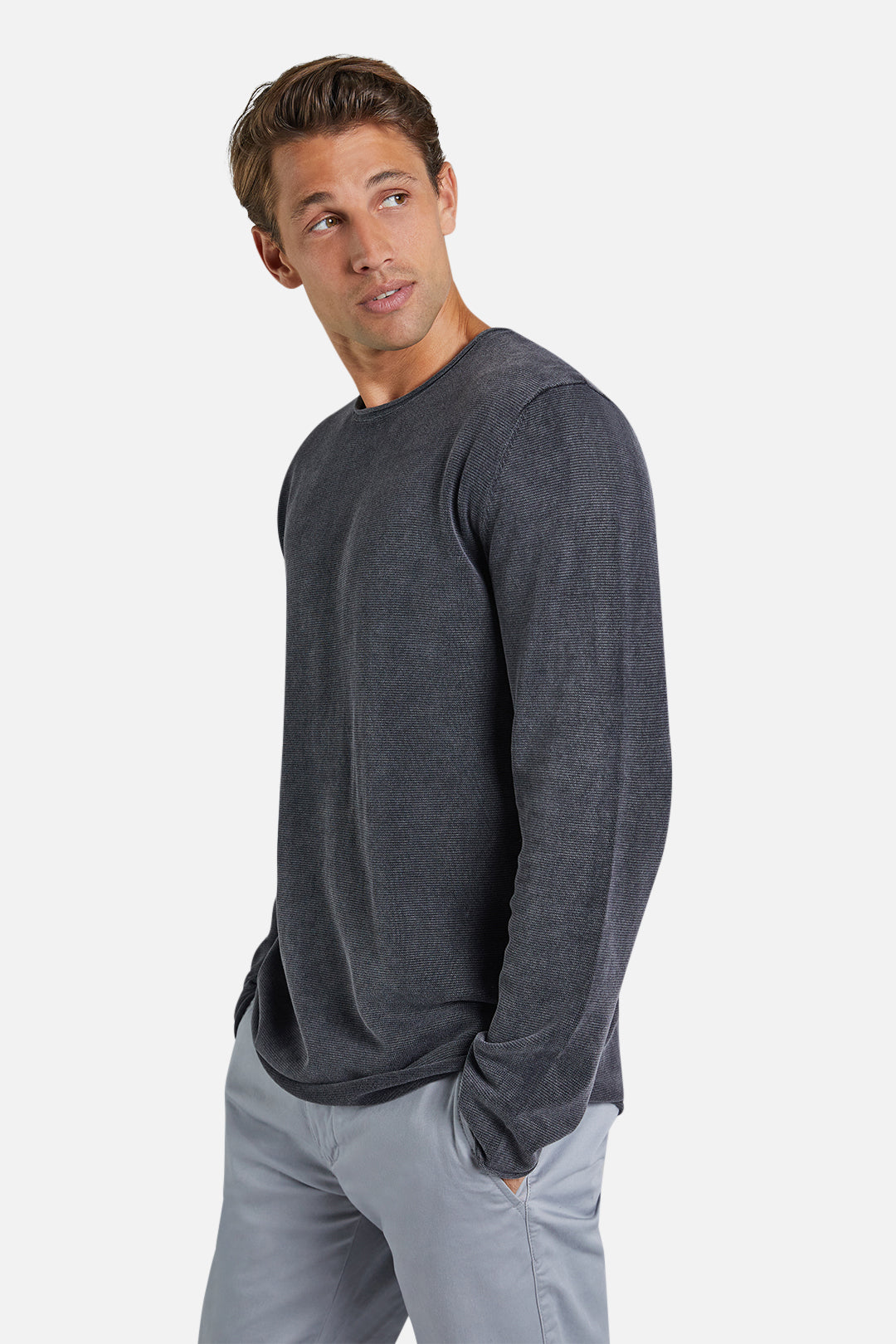 The Delmar Knit - Black