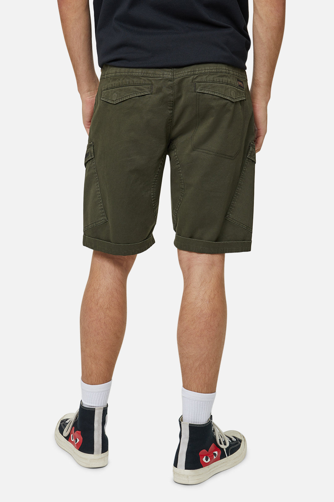 The Partisan Combat Short - Forest