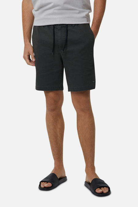 The Baller Drifter Short - Dark Khaki