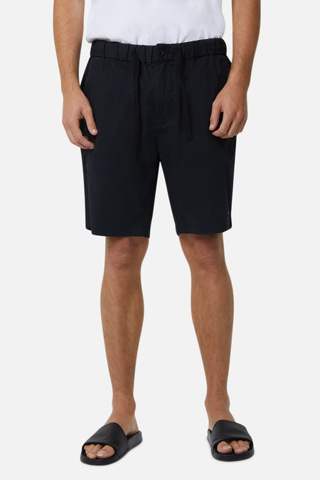 The Midian Baller Short - Black