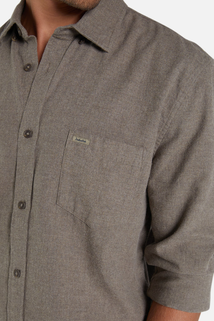 The Taylor L/S Shirt - Oxford