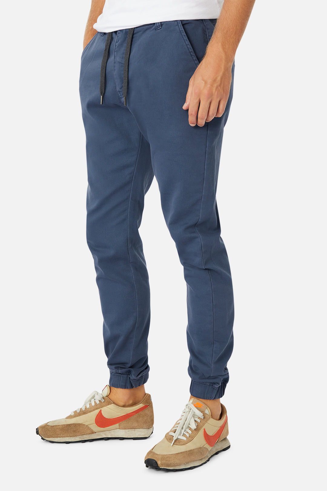 The Drifter Chino Pant - Washed Indigo