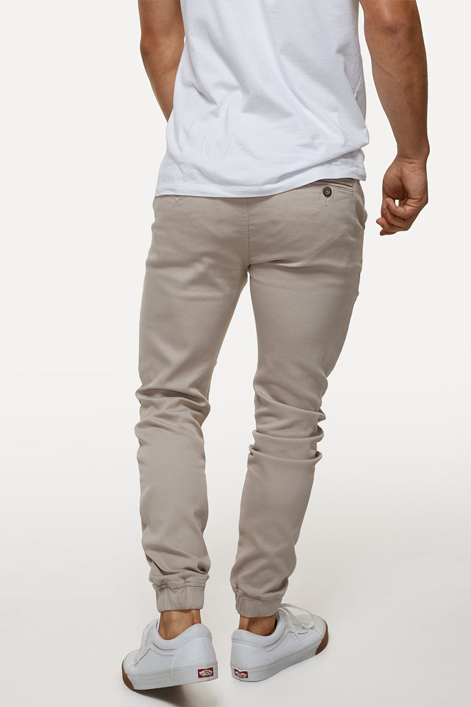 The Drifter Chino Pant - Stone