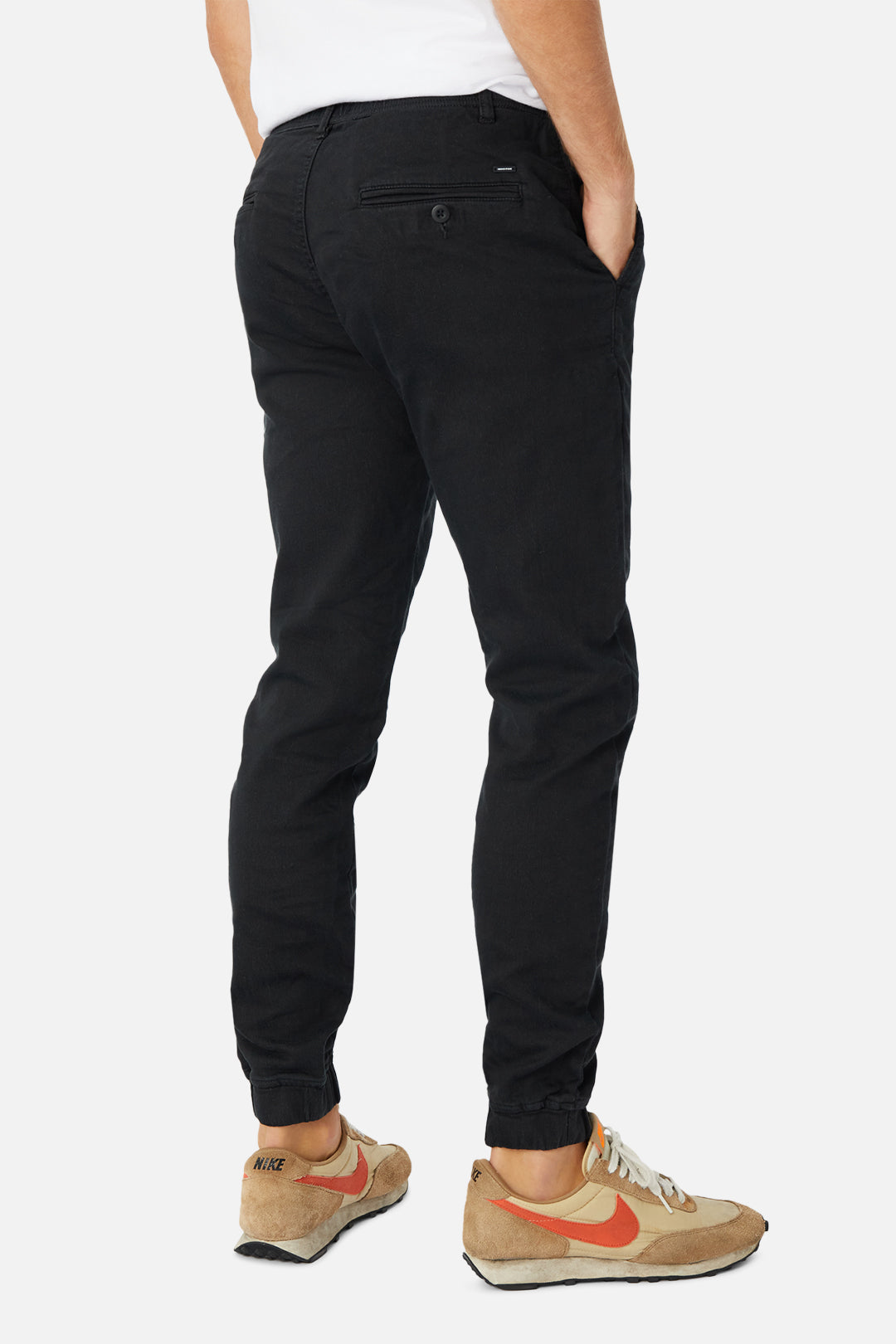 The Drifter Chino Pant - Spray Black