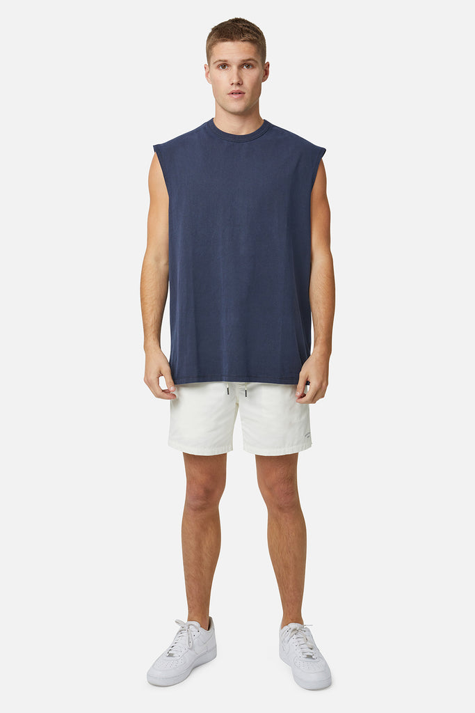 The Del Sur Sleeveless Tee - Oddknvy21