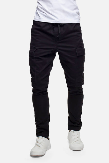 The Insurgence Combat Pant - Black