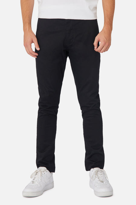 The Cuba Chino Pant - Black