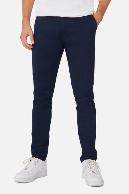 The Cuba Chino Pant - Dark Navy