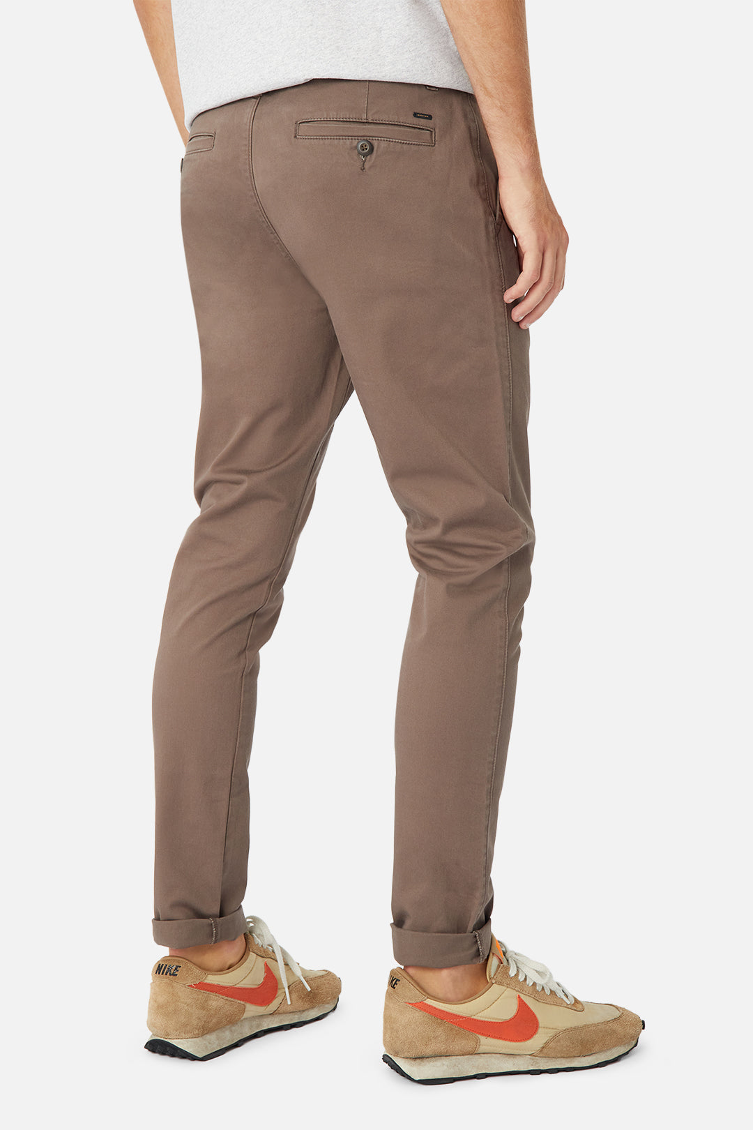 The Cuba Chino Pant - Brown 20