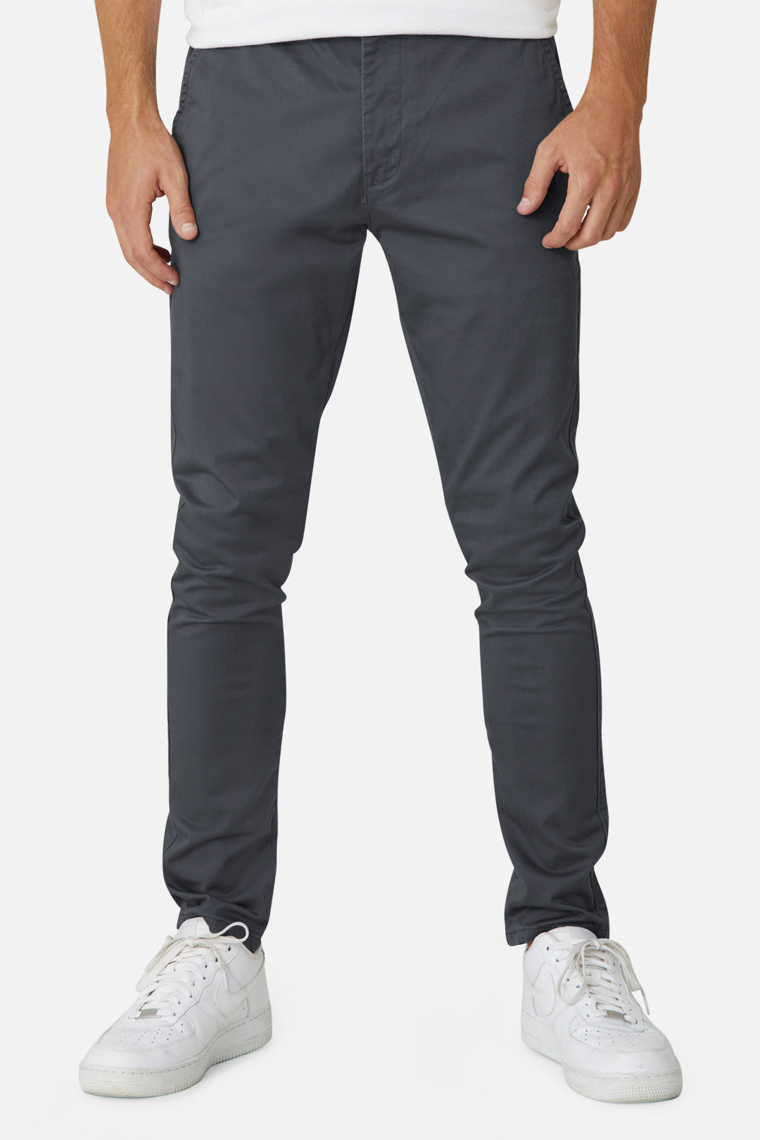 The Cuba Chino Pant - Antique Navy