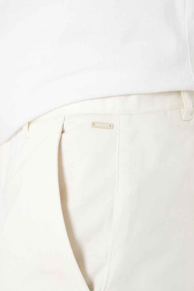 The Cuba Chino Pant - Antique White