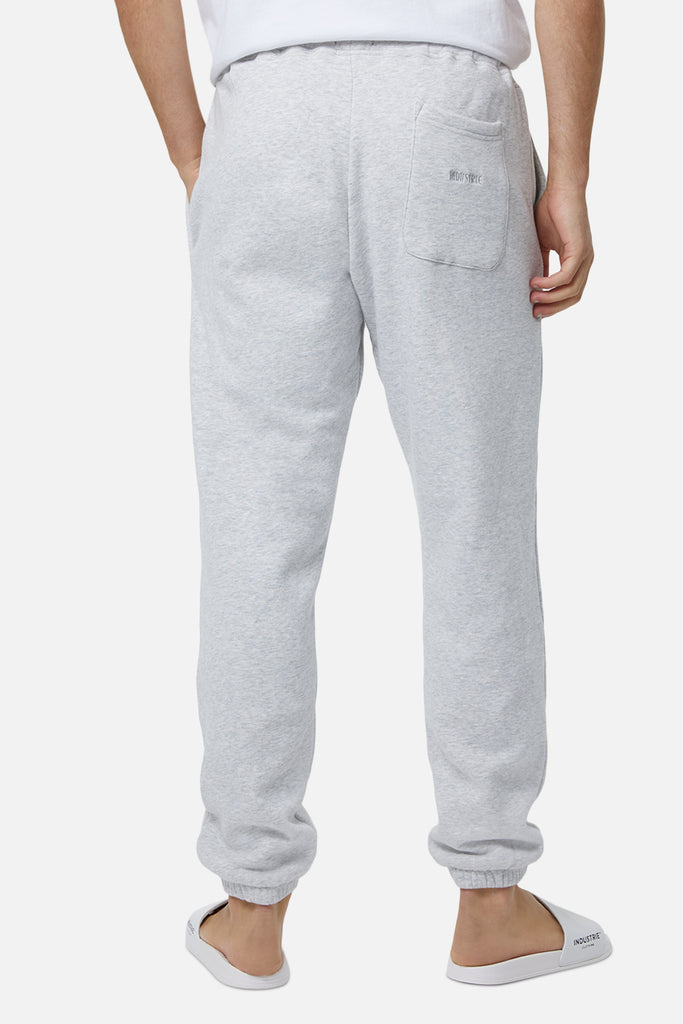 The Del Sur Track Pant - Light Marle Grey