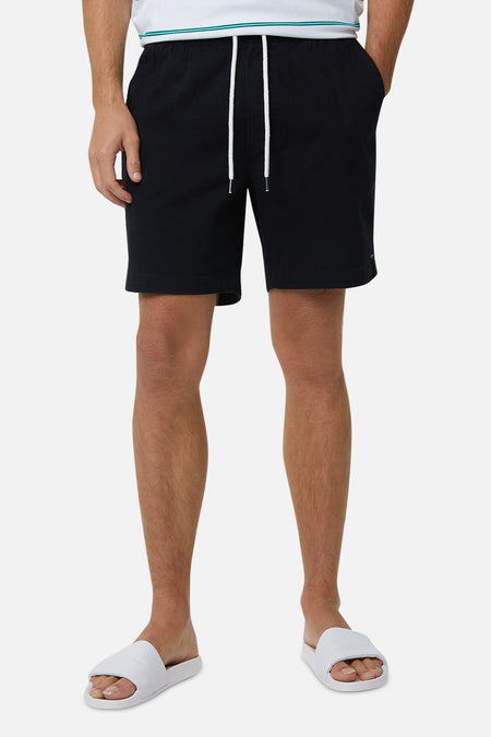 The Belfast Short - Black
