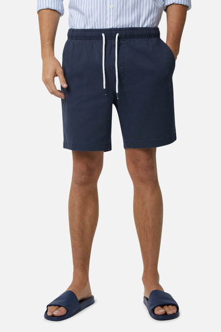 The Belfast Short - Antique Navy