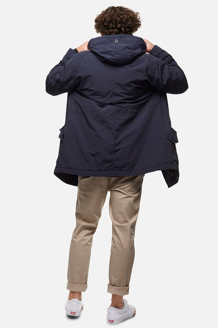 The Kensington Jacket - Navy