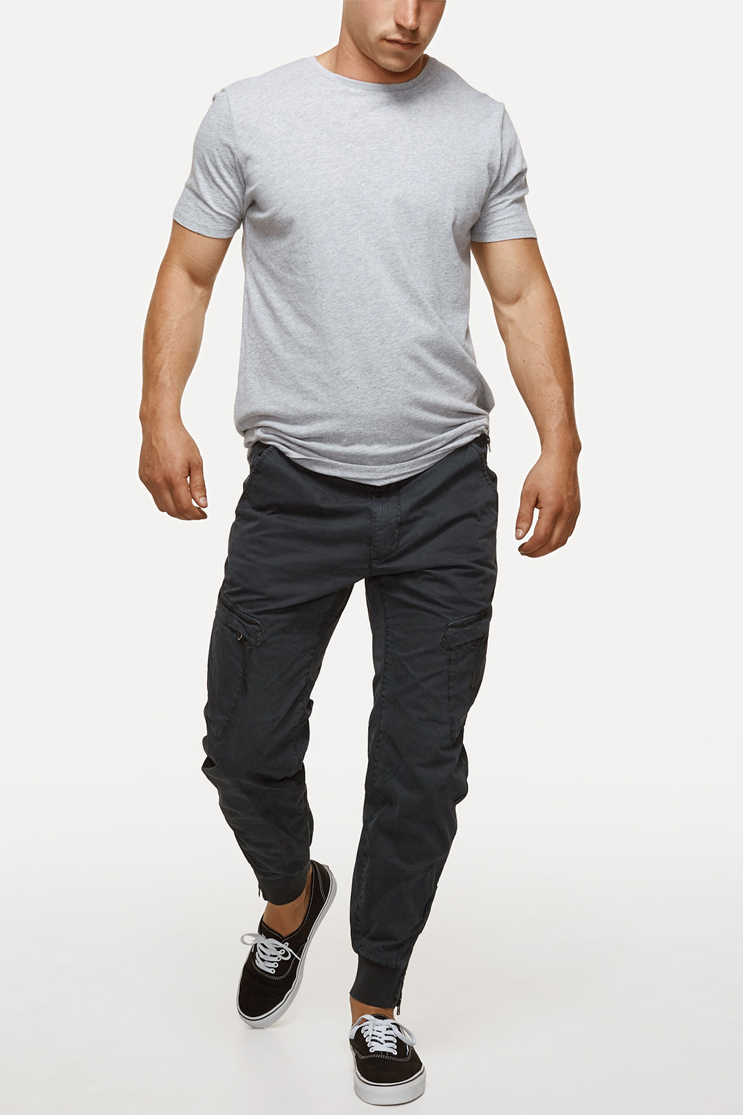The Mercenary Combat Pant - Washed Navy