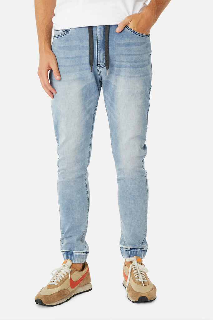 The Drifter Denim Pant - Siberian