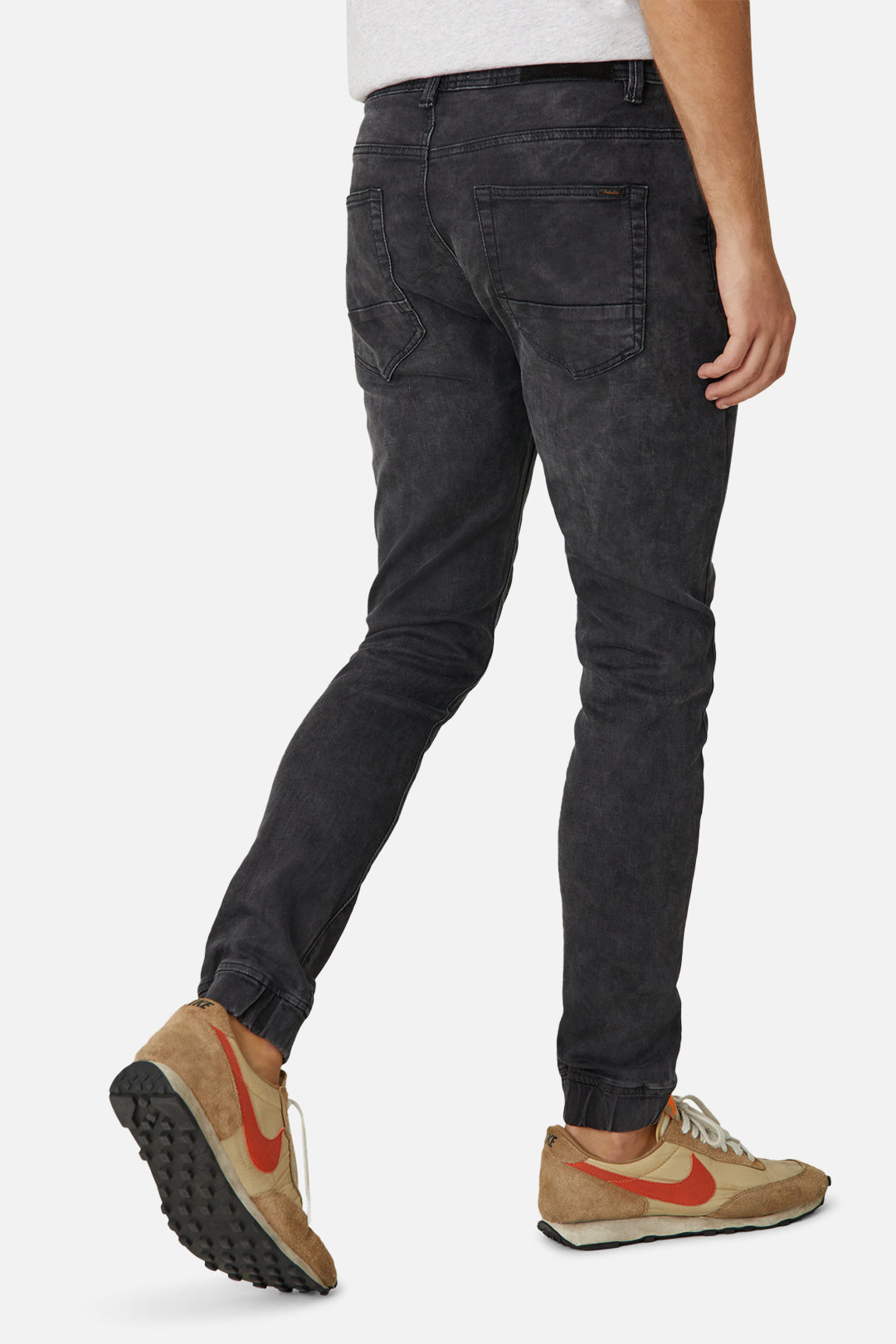 The Drifter Denim Pant - Washed Black