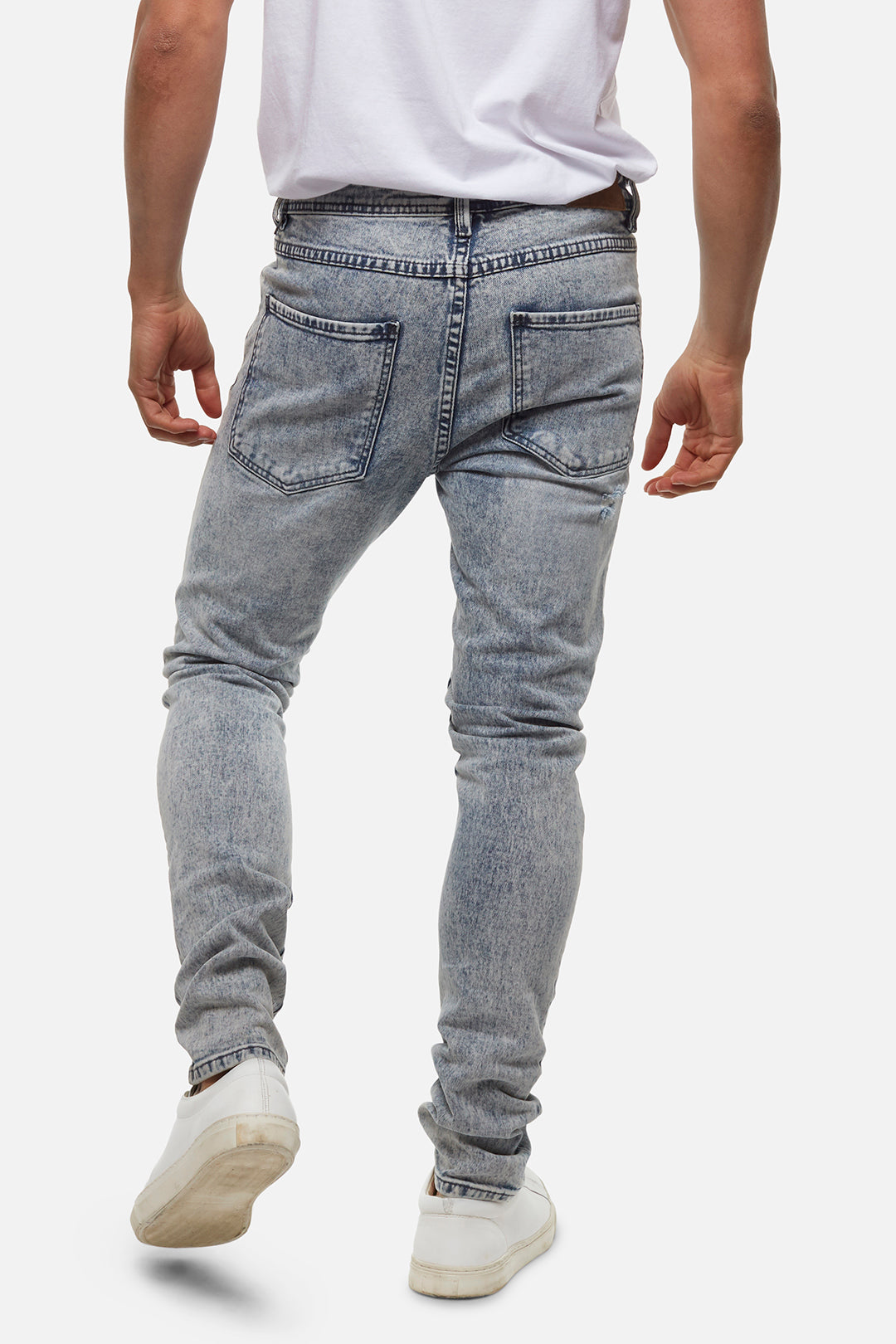 The Tailor Jean Damage (Fit B) - Acid