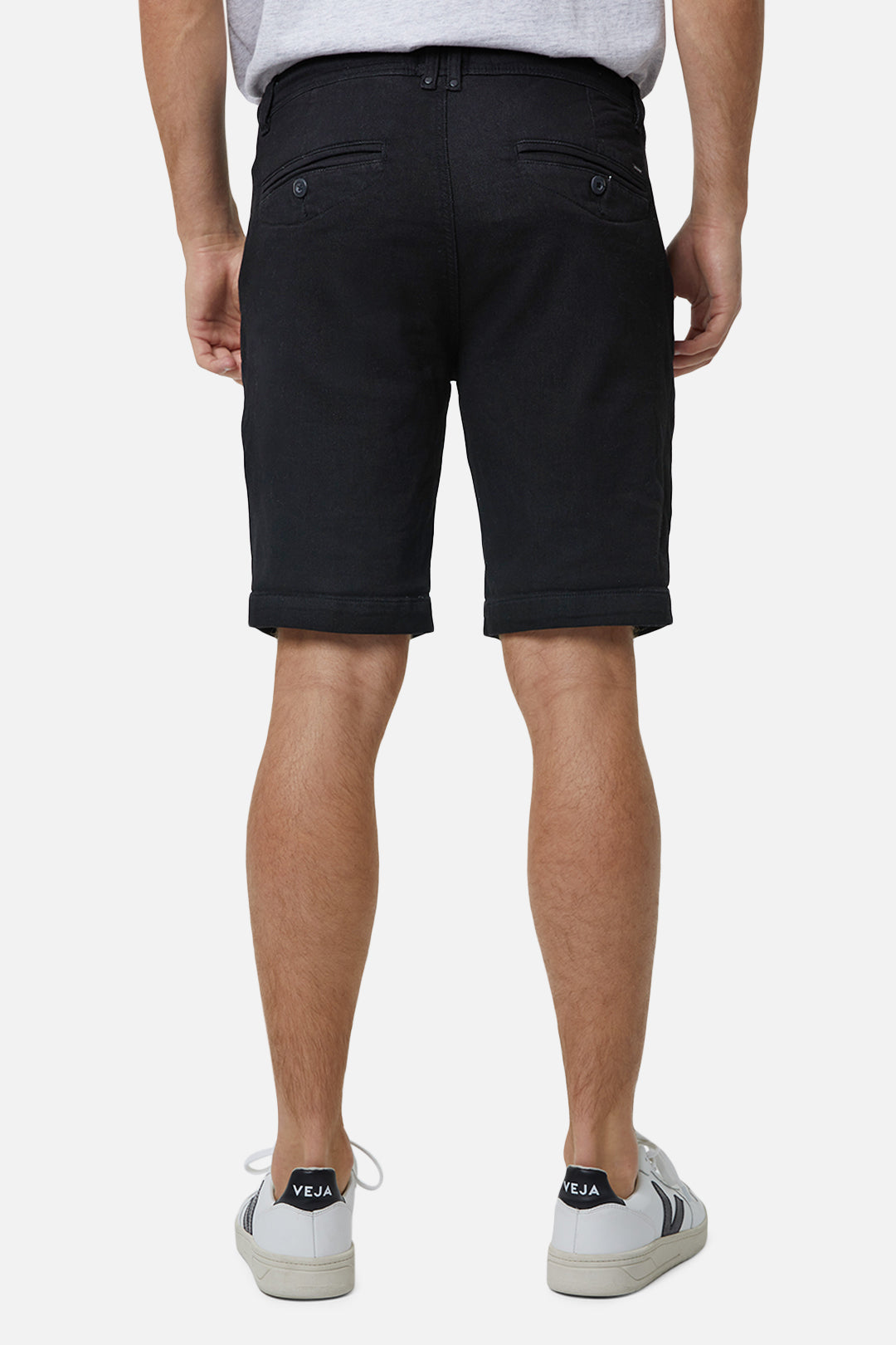 The Drifter Cuba Short - Spray Black