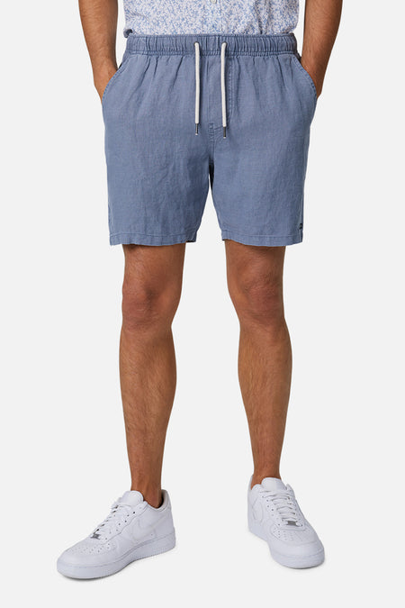 The Marina Linen Short - Odmidindig