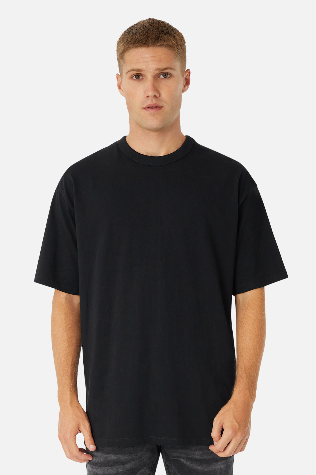 The Del Sur Tee - Black