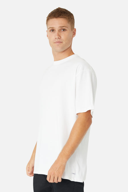 The Del Sur Tee - White