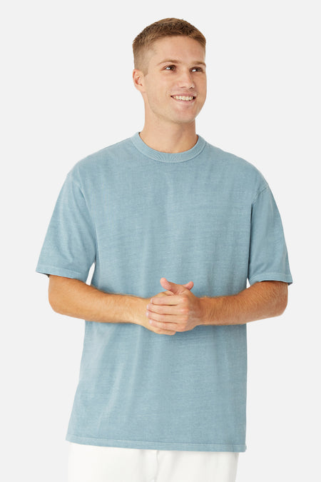 The Del Sur Tee - Pilot Blue