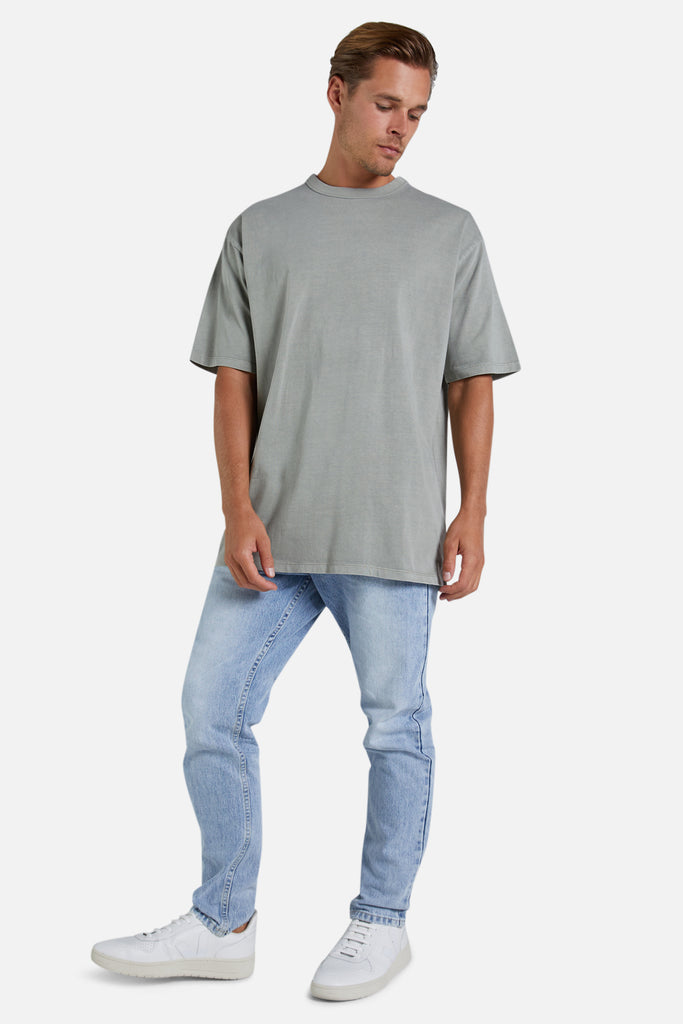 The Del Sur Tee - Light Sage