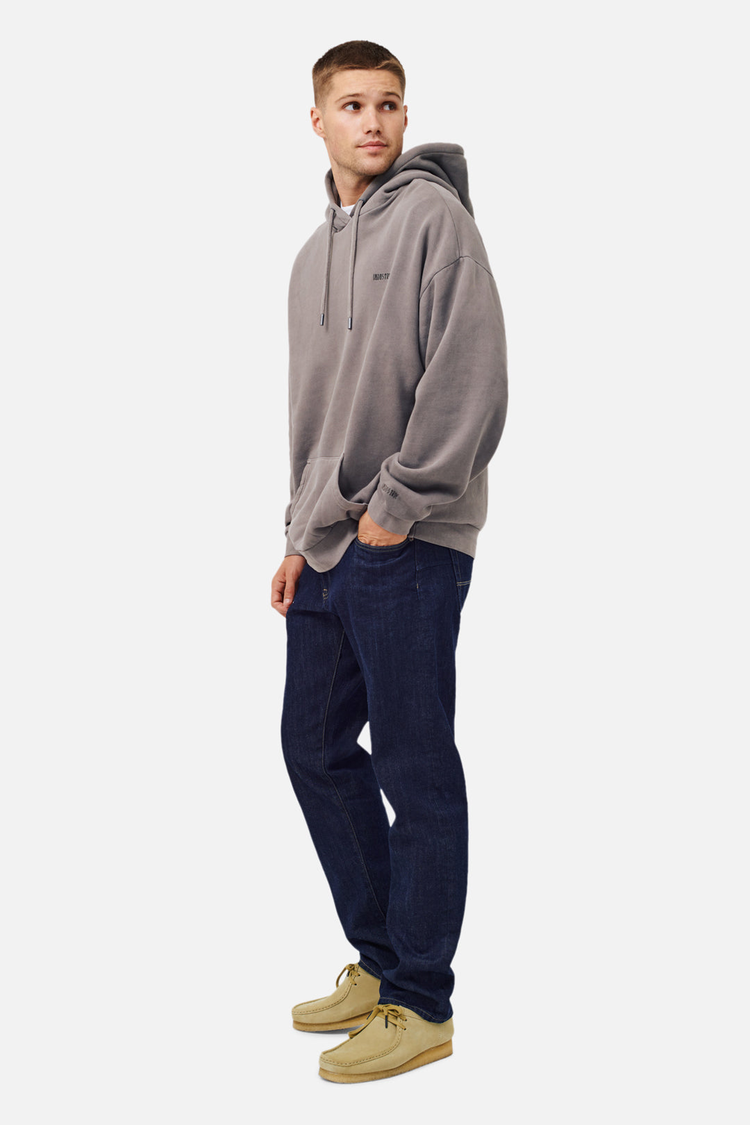The Del Sur Hoodie - Putty