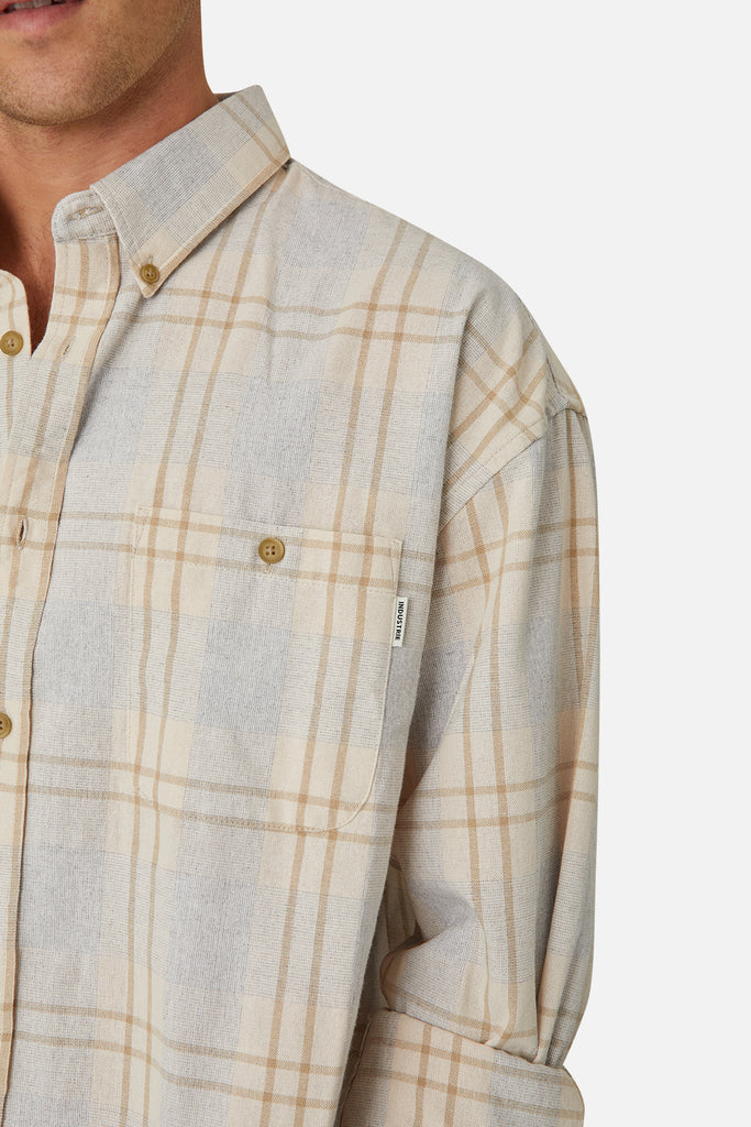 The Laurel L/S Shirt - Wood