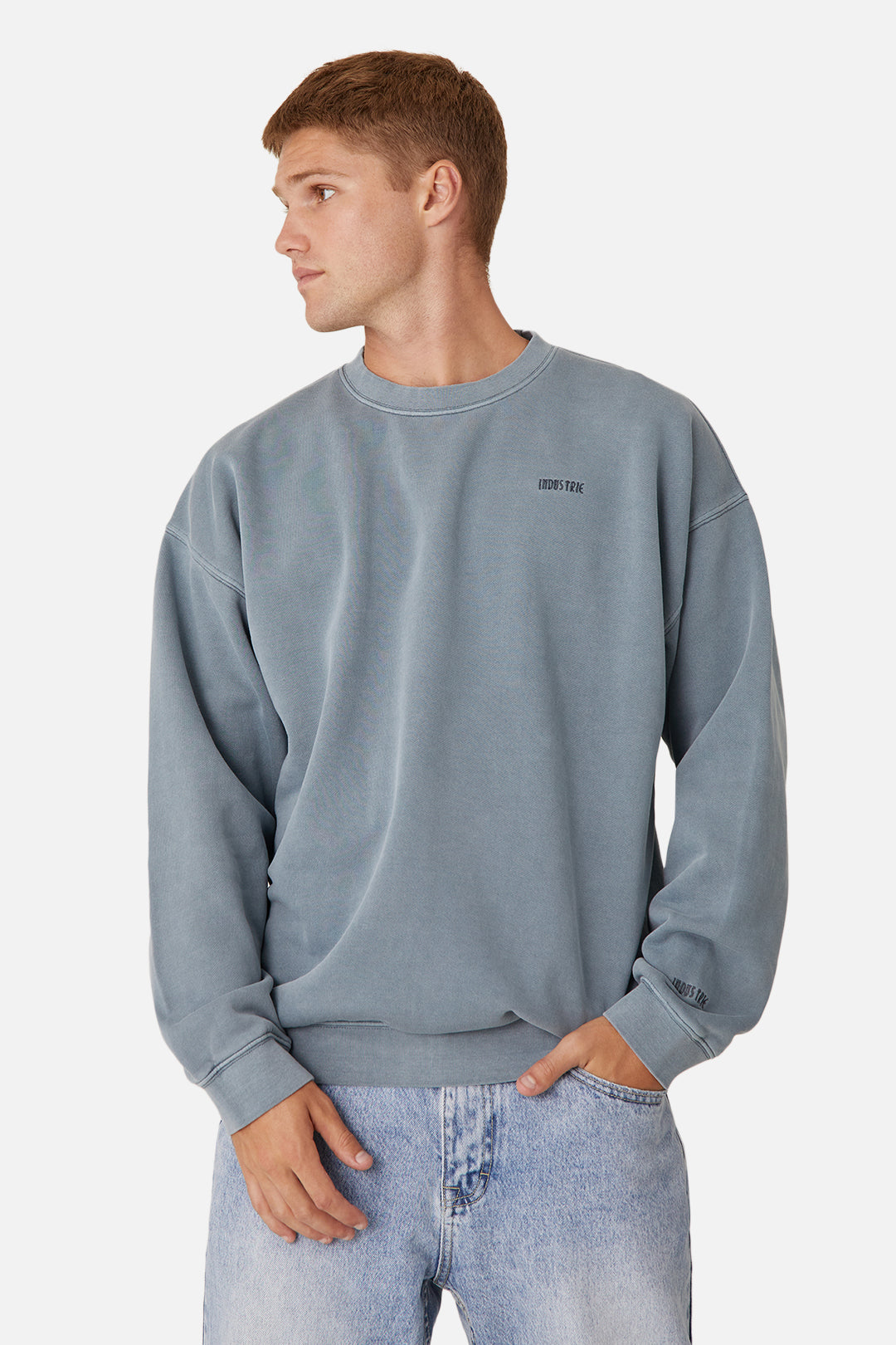 The Del Sur Sweat - OD Blue Slate