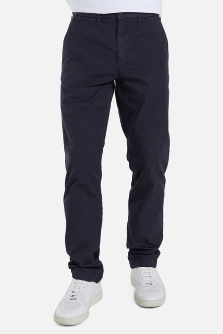 The Deck Chino Pant - Antique Navy