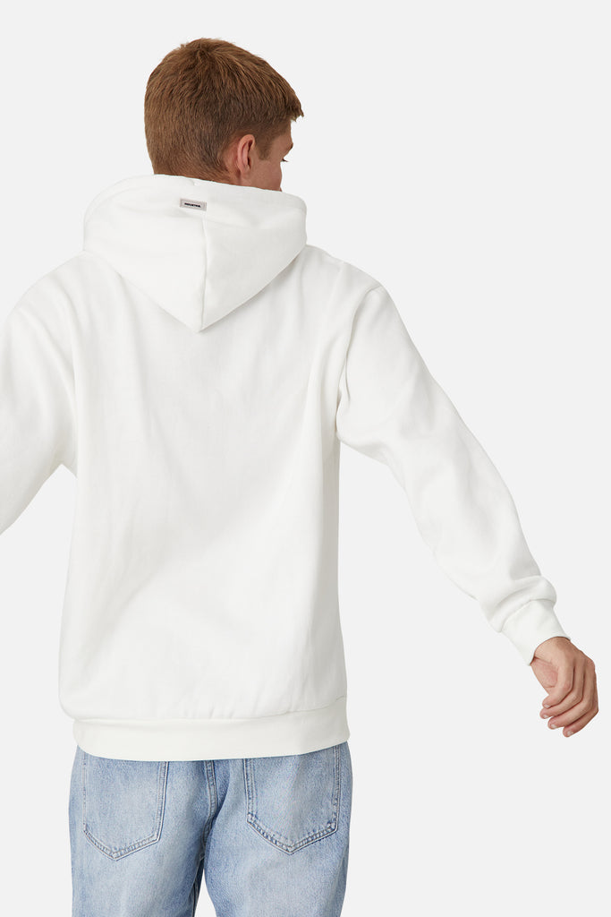The Basic Hoodie Nf - Off White