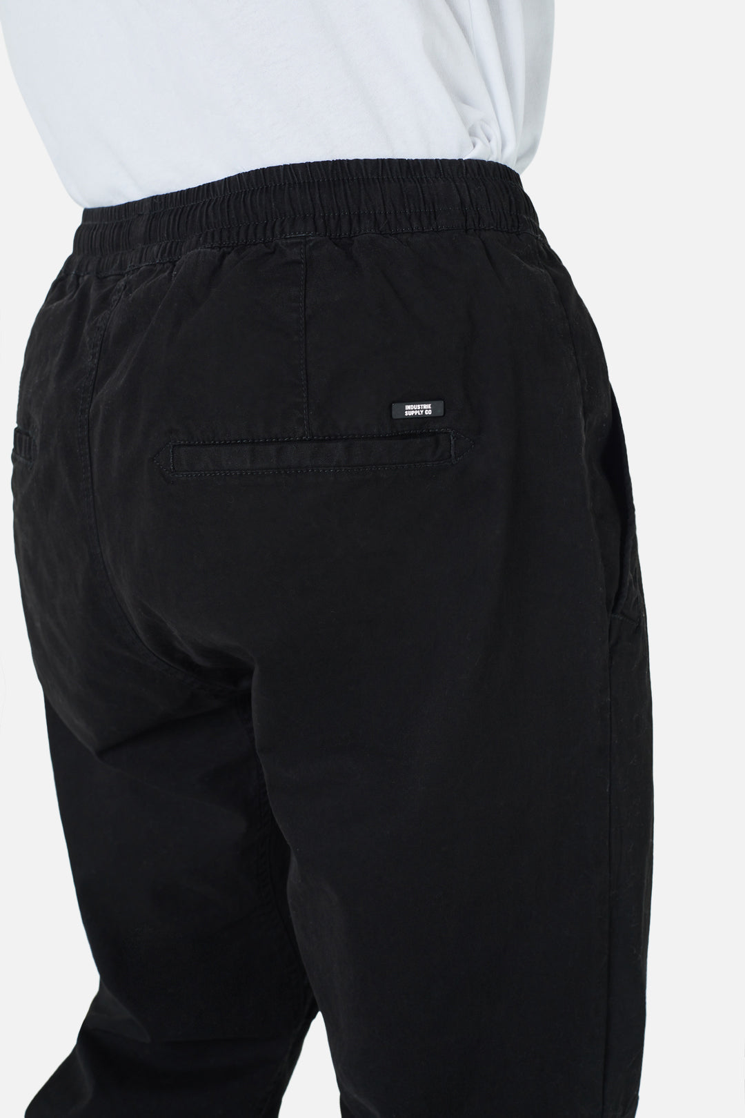 The New Hasting Pant - Black
