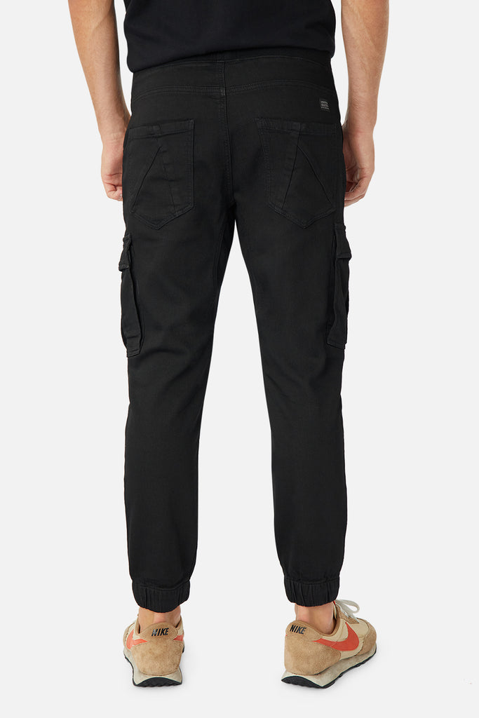 The Covert Drifter Combat Pant - Spray Black