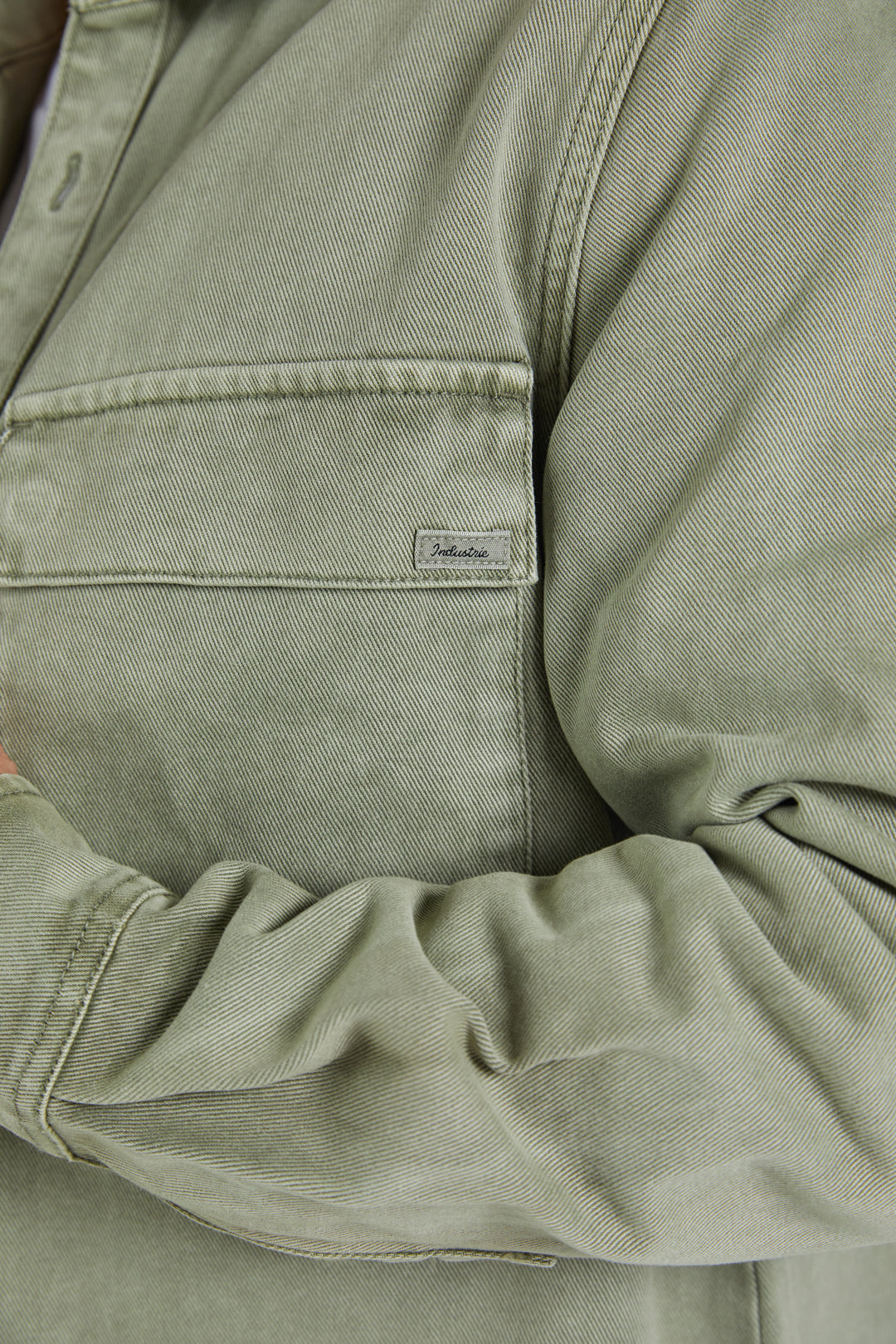 The New Bayou Jacket - Pistachio