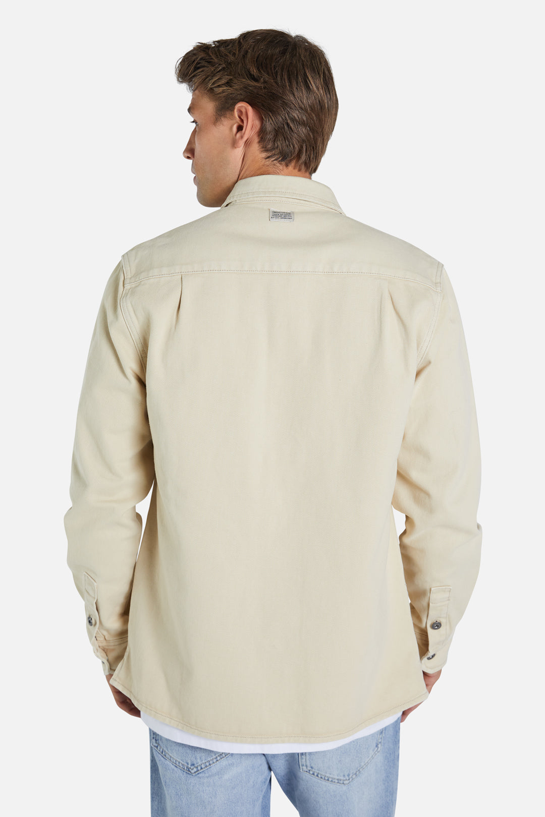 The New Bayou Jacket - Sand 20