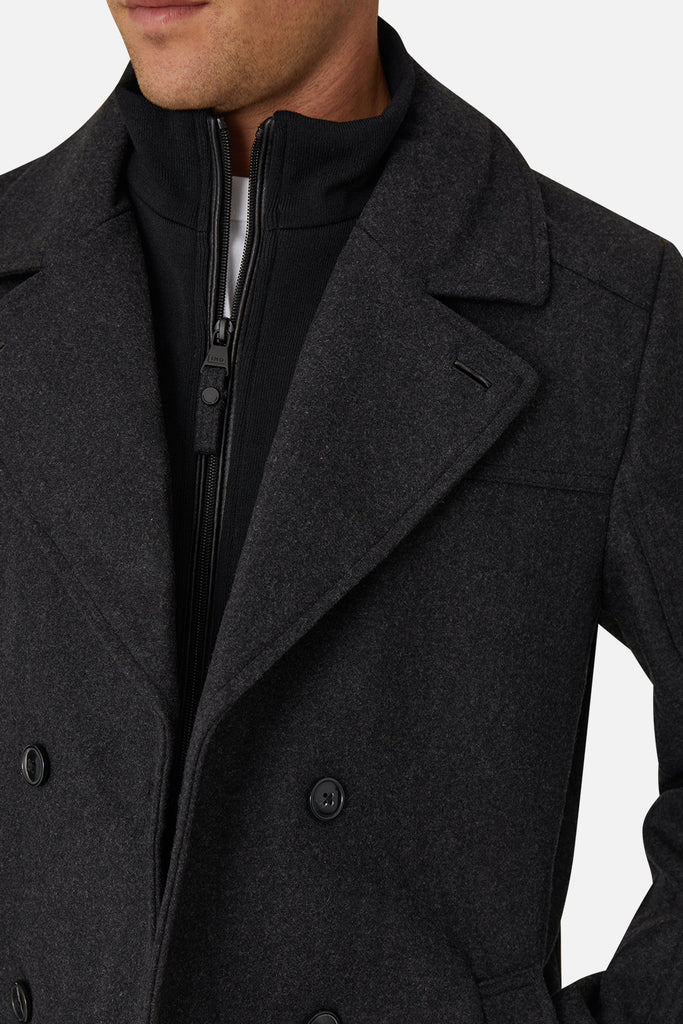 The New Holloway Jacket - Charcoal