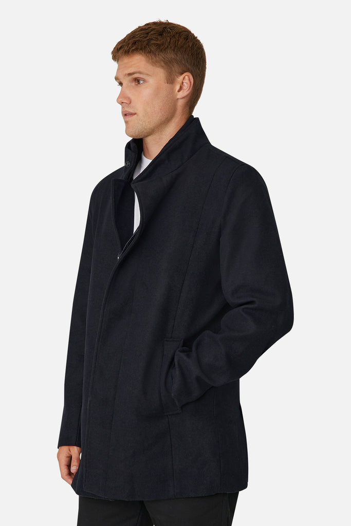 The Cardiff Jacket - Navy