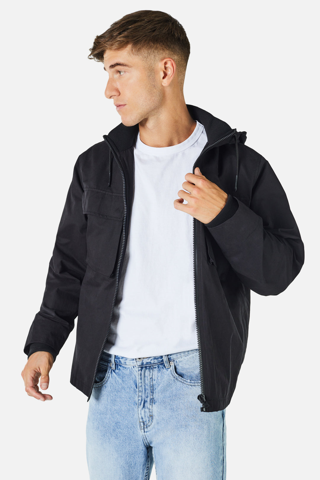 The Coulter Jacket - Black