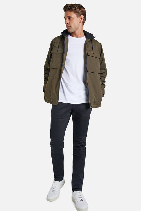 The Coulter Jacket - Military20
