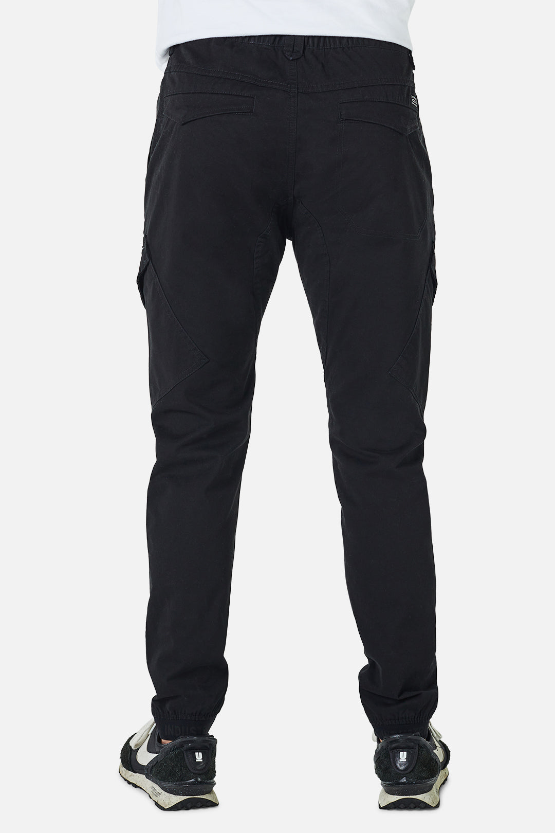 The Kano Combat Pant - Black