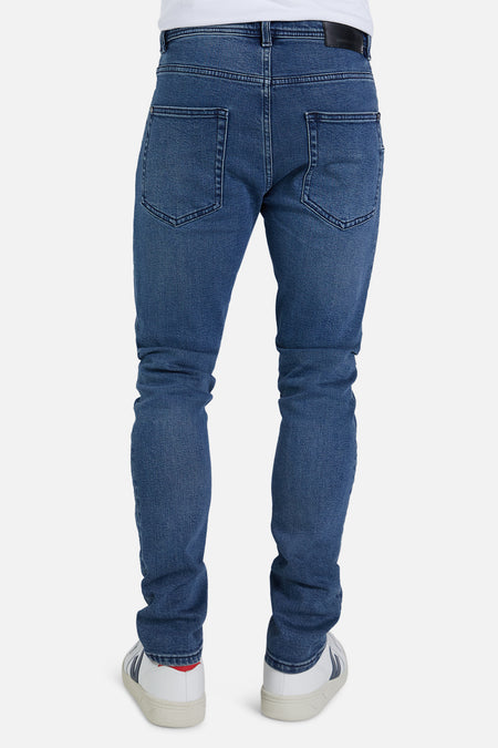 The Bedford Slim Jean - Dark Blue