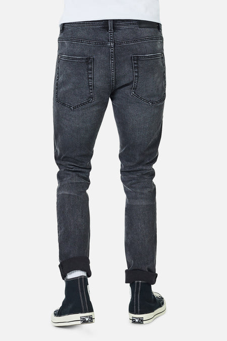 The Bedford Slim Jean - Wash Black